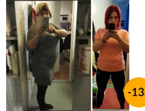 Leana: Super dieet – kaalulangust on kohe näha