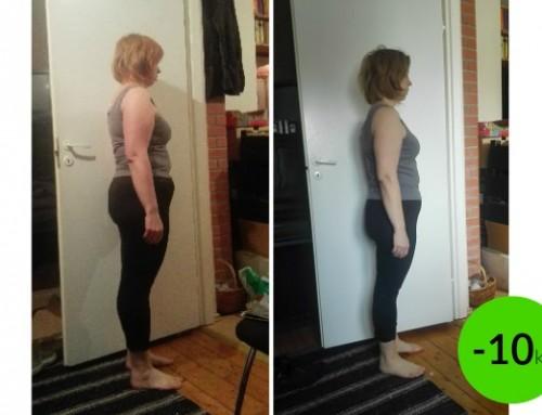 Elena: Toitumisnõustaja toel langes kaal 40 päevaga 10kg