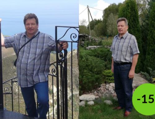 Meelis: Kõrge vererõhk kadus kaalulangetusega – 23 päevaga -15kg