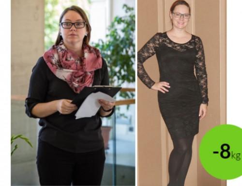 Katrina: Dieedi läbimisega sain paranenud tervisenäitajad ja püsiva kaalunumbri