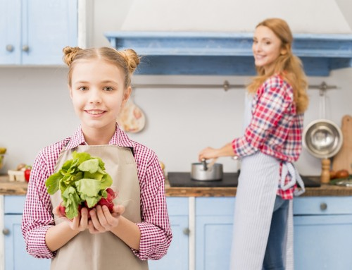 Kuidas planeerida lapse tervislikku toitumist?